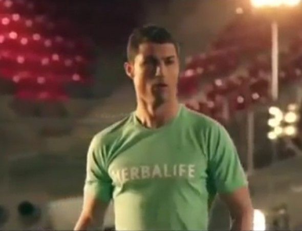 HERBALIFE - CR7 DRIVEN TO PERFECTION FUELED